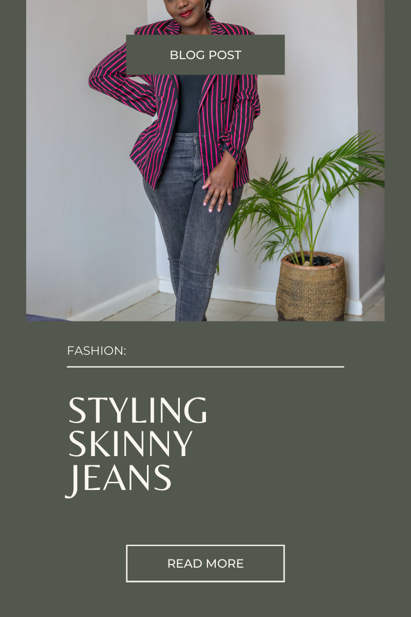 Styling Skinny Jeans